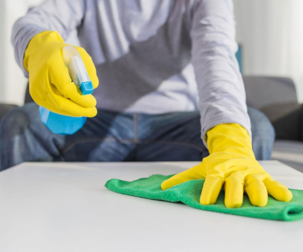 6 Cleaning Tips For When You Have Allergies